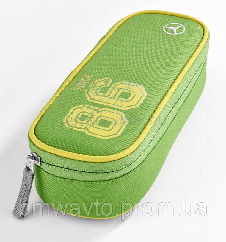 Детский пенал Mercedes-Benz Pencil Case, Kids, Spring Lemon, фото 2