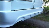 Накладка на задний бампер на Mercedes Sprinter W901