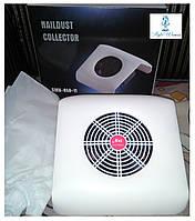 Вытяжка пылесос Si Mei 858-11 для маникюрного стола 30вт, фото 1