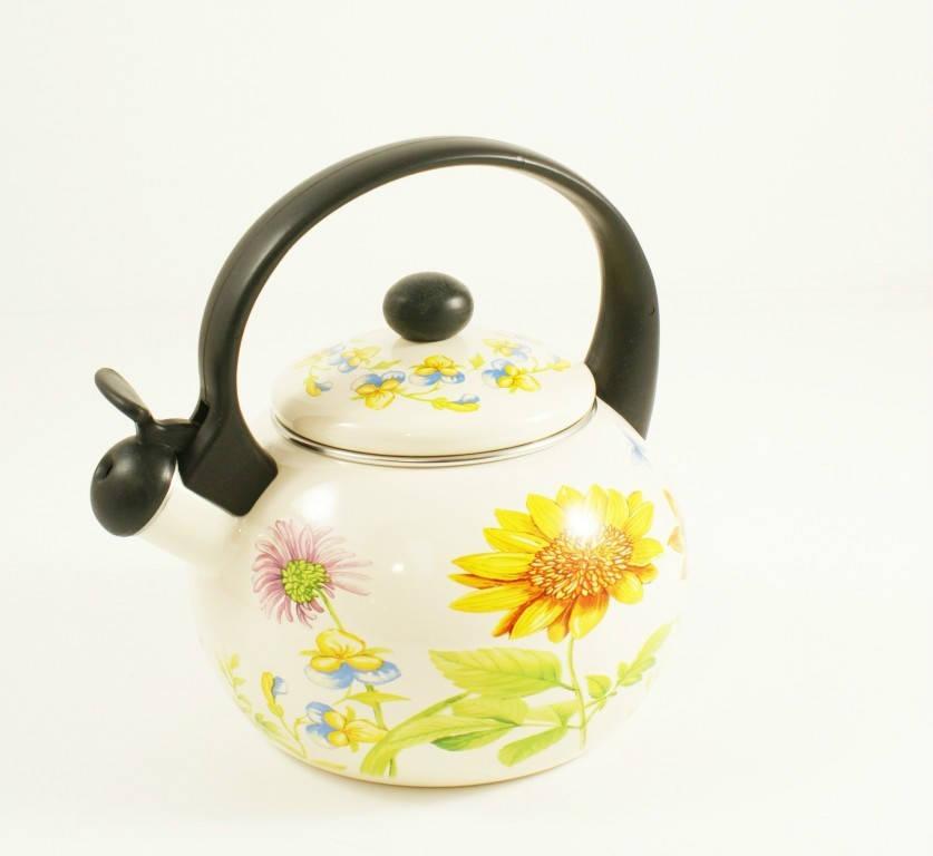 Чайник с свистком Rossner TW4310