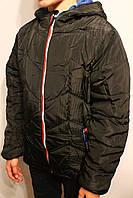 Куртка осенне-зимняя мальчуковая на меху. Размеры по росту от 4 до 12лет (116-146см.). Фирма-Niebieski Польша.