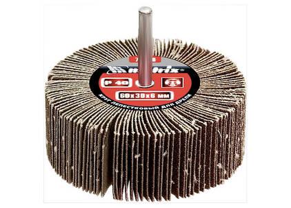 Круг лепестковый радиальный для дрели//MTX