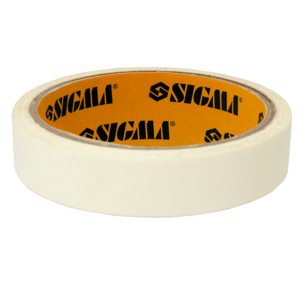 Скотч малярный Sigma 38ммх40м (8402331)