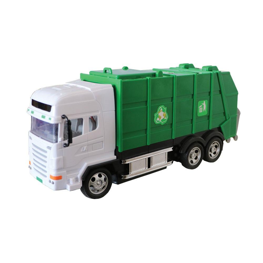Машина грузовик мусоровоз Truck Super Speed на радиоуправлении 666-684