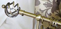 Карниз металлический кованный