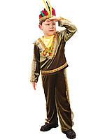 Индеец карнавальный костюм детский