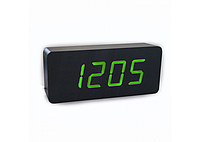 Настольные часы с зеленой подсветкой (VST-865-4)