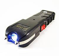 Очень мощный электрошокер фонарь ОСА 928 Крайт PRO +Антизахват(Усиленный). Шокер для самообороны (от