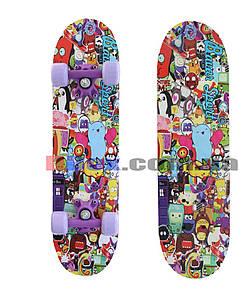 Скейт борд детский Smart Cartoon (2T2023)