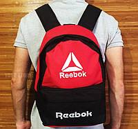 Спортивный рюкзак Reebok красный