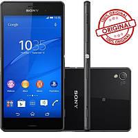 Смартфон Sony Xperia Z3 Black D6603 3gb\16gb Оригинал+подарки