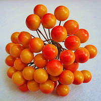 Калина лаковая 12 мм уп. 400 ягод