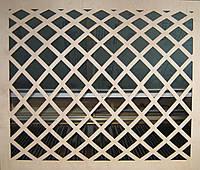 Решетка на радиатор  №65Б