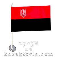 Прапорець УПА (з присоскою)