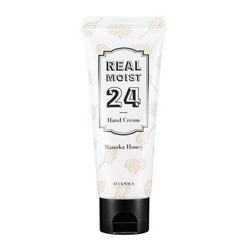 Missha Real Moist 24 Hand Cream Медовый крем для рук
