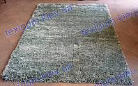 Высоковорсные ковры Шагги Люкс, Бельгия, цвет нежно зелёный