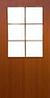 Двери межкомнатные Классика без стекла