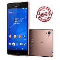 Смартфон Sony Xperia Z3 Cooper Gold D6603 3gb\16gb Оригинал+подарки, фото 1