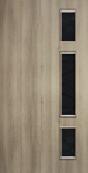 Двери межкомнатные Соло ЧС