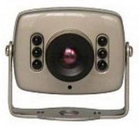 Камера видеонаблюдения черно белая Fortress 941B