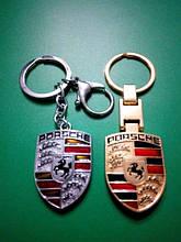 Брелок для ключей на PORSCHE