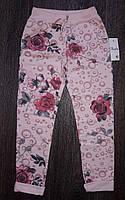 Спортивные брюки для девочки 14 лет цветы