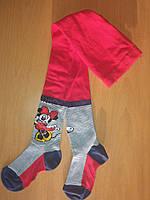 Дитячі колготи GATTA розмір 104-110 колір червоний