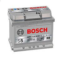 Аккумулятор BOSCH S5 001, 52Ah-12v, R+, EN520