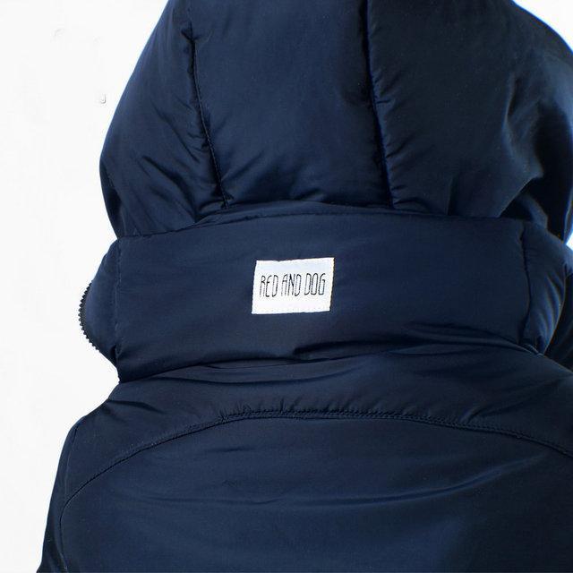 Зимова куртка Red and Dog Penguin Navy  продажа e257bba6ce34b