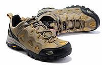 Мужские демисезонные треккинговые ботинки The North Face подошва Vibram