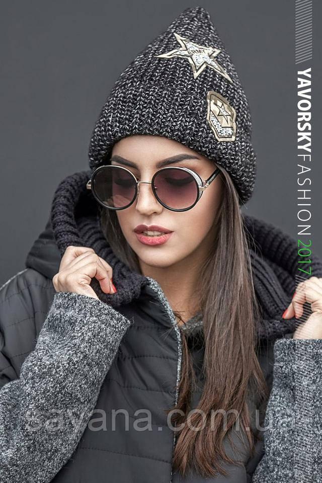 Мега-стильная шапка