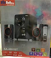 Музыкальный центр 2.1 Sky Audio SA-4801BT (USB//Bluetooth/FM-радио)
