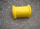 Подушка штанги стабилизатора Ваз 2108, переднего (полиуретан) производитель Дорожная карта, фото 3