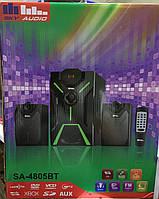 Музыкальный центр 2.1 Sky Audio SA-4805BT (USB//Bluetooth/FM-радио)