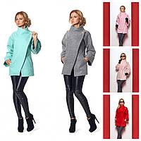 Пальто женское шерстяное №380 (р.48-50)