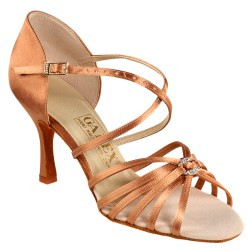 Туфли для танцев  женские Латина Галекс Ирина.