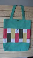 Сумка. Текстильная сумка- шоппер для покупок