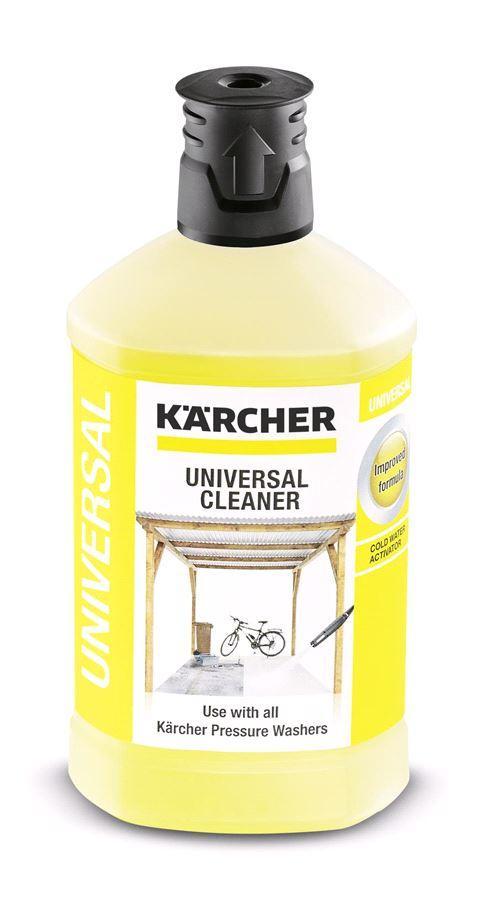 Универсальное чистящее средство (шампунь) Karcher RM 626, 1л. Германия