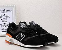 Кроссовки мужские New Balance 997 Autors collection оригинал | Нью Баланс 997 Ауторс мужские черные, фото 1