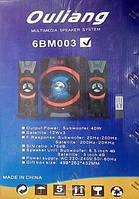 Акустическая система OULIANG 6BM 003