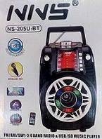 Акустическая система NNS NS-205 U BT