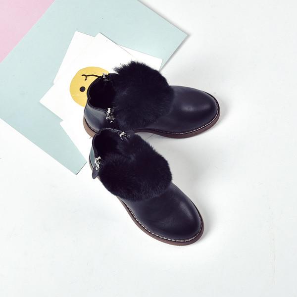 Ботиночки с кроликом