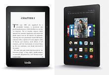 Планшети та електронні книги