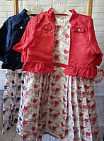 Нарядное платье 5-8 лет, Турция