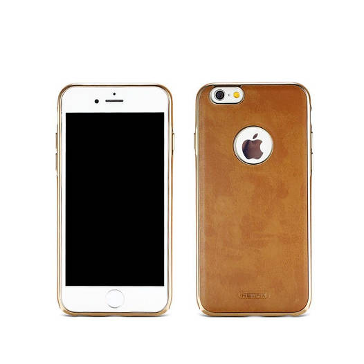 Чехол Beck casei Phone 6/6S Plus Brown