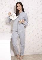 Домашняя одежда женская_Спортивные трикотажные костюмы женские_Костюм для женщины 389/S/серый в наличии S р., также есть: S, Роксана_ЦС