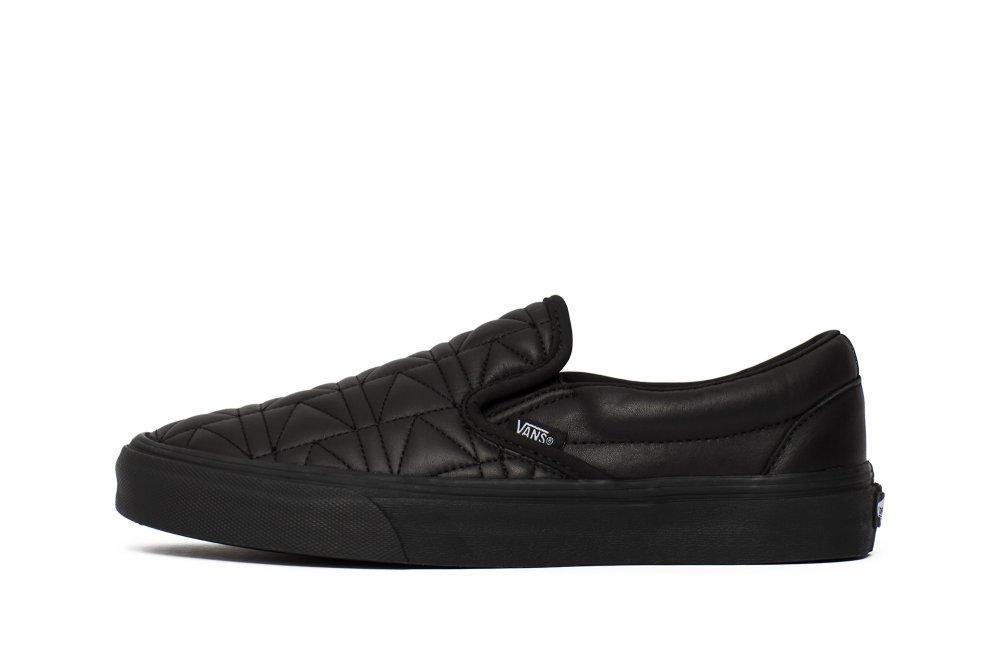 f59a541c Оригинальные молодежные кеды Vans x Karl Lagerfeld Classic Slip-On