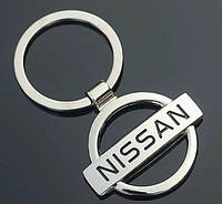 Брелок в виде значка NISSAN (ниссан) металл SKU0000810