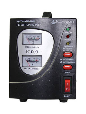 Luxeon E-1000 - стабілізатор для комп'ютера, котла, фото 2