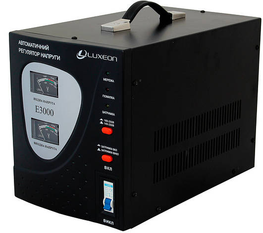 Luxeon E-3000 - стабилизатор для стиральной машинки, фото 2
